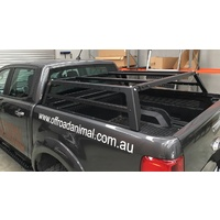 Offroad Animal Tub Rack Base - Multi-Fit for Most Dual Cab Utes