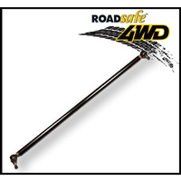 Roadsafe HD Upgraded Toyota Landcruiser 78, 79 Series 6Cyl Track Toe Adjuster Rod (1999-On)