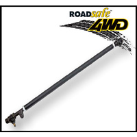 Roadsafe HD Upgraded Toyota Landcruiser 76, 78 , 79 Series V8 Relay Rod (2007-On)
