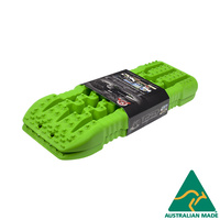 TRED 800mm Recovery Tracks - Green