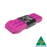 TRED 800mm Recovery Tracks - Pink