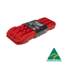 TRED 800mm Recovery Tracks - Red
