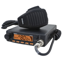 UH5040  Compact Size UHF CB Mobile - 80 Channels