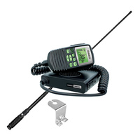 UH5060 Value Pack Mini Compact Size UHF CB Mobile - Includes Antenna