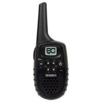 Uniden UH35 - UHF 0.5W CB Handheld 2-way talk Radio