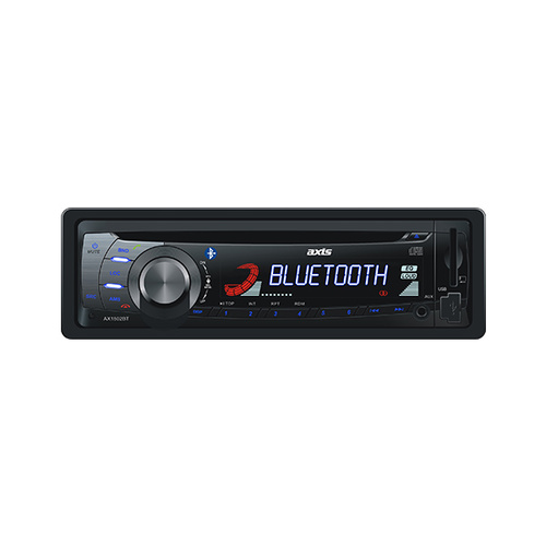 Axis CD Multimedia Player w/ Bluetooth