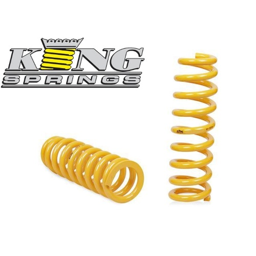 Rear Raised King Springs - Toyota Rav 4 SWB & LWB ACA20, 21, 23 (2000-2005)